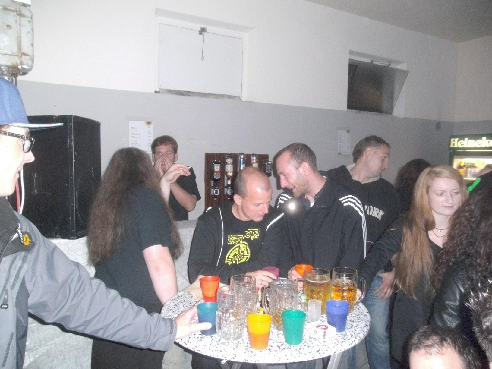 In der Bar